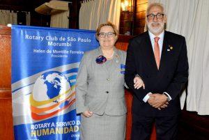 Posse Pres.Helen Montille Ferreira - Julho 2016