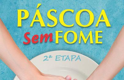 Páscoa sem fome – 2ª Etapa – Paraisópolis