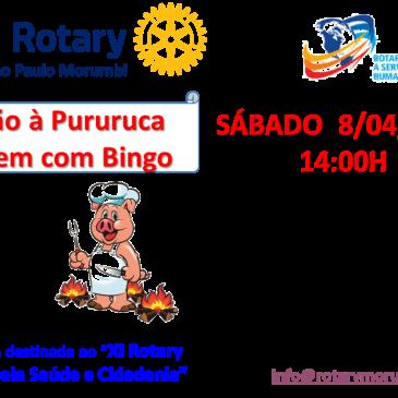 Convite para o Leitão à Pururuca 2017