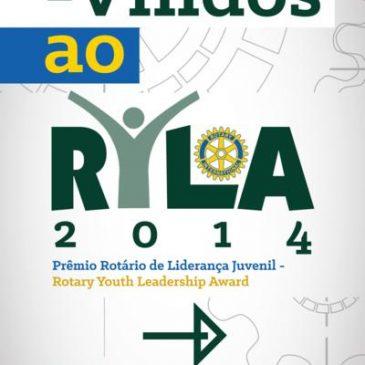 RYLA – Prêmios Rotários de Liderança Juvenil 2014